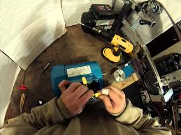 wiring a phase motor volt getting it ready to connect to a wiring a 3 phase motor 230 volt getting it ready to connect to a drive