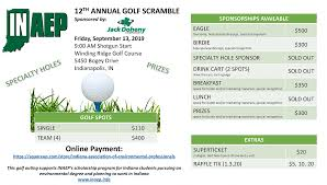 Golf Outing Inaep