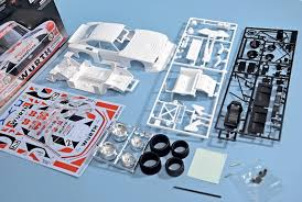 new release model car kitsSUPERHOT FORD CAPRI 124 SCALE GROUP 5 RACE CAR FROM TAMIYA