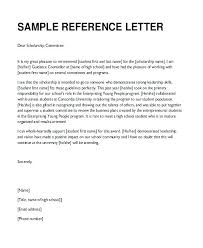 Letter Of Recommendation Template For Student Best Recommendation Letter For Student 8 Letters Of Character