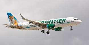 Frontier Airlines Review Seats Amenities Customer