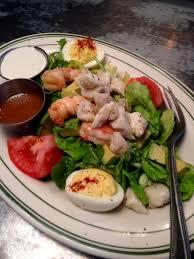 Cold Seafood Salad Combo Shrimp ...