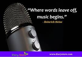 Best Music Quotes Fascinating Music Inspirational Music Quotes Musical Quotations