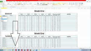 Meal Budget Planner 006 Template Ideas Bodybuilding Meal Plan Exceladsheet How