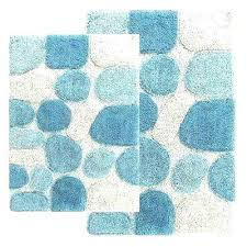 brown bath rug set sets a light blue bathroom rugs blue bath rug in x in