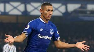 Richarlison vom FC Everton: Einst die Pistole am Kopf