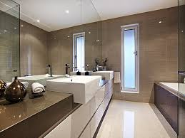 Small Picture bathroom design with recessed bath using ceramic Bathroom Photo