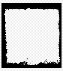 square black frame png grunge frame clip art