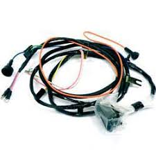 1966 impala parts electrical and wiring wiring and connectors 1966 impala full size 396 427ci v8 warning lamps engine harness