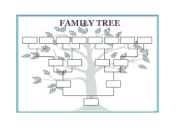 famiy tree 50 free family tree templates word excel pdf template lab
