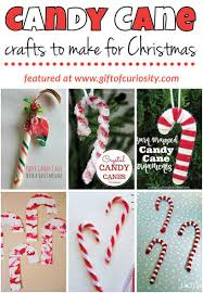 Christmas Decorations With Candy Canes 100 candy cane crafts your kids can make for Christmas Gift of 95