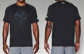 under armour punisher. under armour alter ego punisher 2.0 shirt e