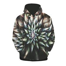 Unisex Hoodie Size Chart Us Amazon Com Mmnote Unisex Hoodie Hooded Featured Striped