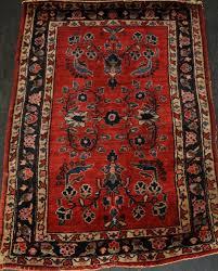 fr3254 antique persian sarugh 2x3