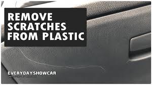 plastic car interior