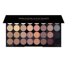 makeup revolution paleta 32 cieni flawless matte