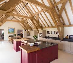 lighting for beamed ceilings. Country Kitchen By Thomas \u0026 Lighting For Beamed Ceilings