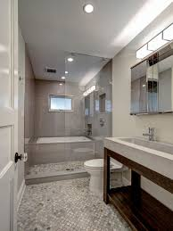 Glass Enclosed Showers photos hgtv modern gray bathroom with glass enclosed shower and 6966 by xevi.us