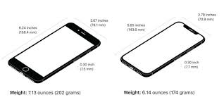 iphone 6 screen size inches iphone 8 plus vs iphone x which one should you buy macworld