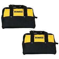 dewalt tool backpack. 2 new dewalt 13 inch heavy duty tool bags dewalt backpack