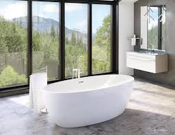 the ultimate guide to choosing the perfect freestanding bathtub home trends