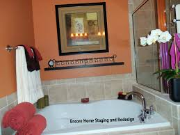 copper coloured bathroom accessories. sherwin-williams\u0027 armagnac,sw6354 was recommended for this master bath by encore home copper coloured bathroom accessories 2