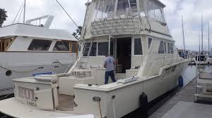 66 chris craft motor vessel