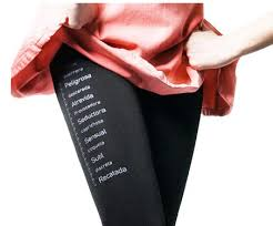 Skirt Length Chart What Does Your Skirt Length Say About You These Tights Have