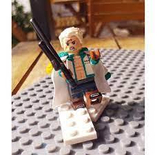 NHẬN LÀM] MÔ HÌNH [LEGO] CUSTOM SMOKER ( ONE PIECE )
