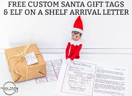 Free Santa Gift Tags and Elf on a Shelf Arrival Letter fit=800 582&ssl=1