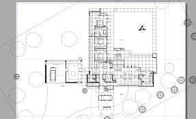 Frank Lloyd Wright Plans Usonian House  Building Plans Online Frank Lloyd Wright Floor Plan