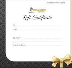 How To Make A Gift Certificate Cairns Gift Vouchers Experiences Accommodation Tours
