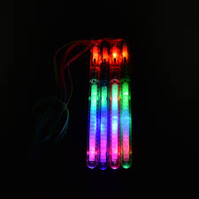 Glow Light Toys Us 0 73 31 Off 1pcs Flashing Wand Led Glow Light Up Stick Patrol Blinking Concert Party Favors Christmas Children Birthday Supplies In Light Up Toys