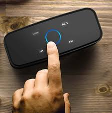loudest portable speakers. the doss touch loudest bluetooth speaker (1) portable speakers r