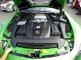 Codenamed m178, the new amg v8 engine has two turbochargers that are not mounted on the outside of the cylinder banks but rather inside the v. Mercedes Benz M176 M177 M178 Engine Wikipedia
