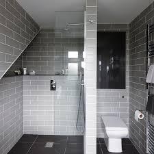 re tiling bathroom floor. Grey Tiled Wet Room Rooms Re Tiling Bathroom Floor