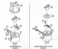 compufire mopar electronic ignition wiring diagram compufire electronic ignition \