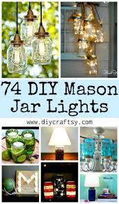 diy mason jar lights 74 best ideas to light up your home diy home