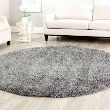 7 foot round area rugs best of relaxing grey rug interior as wells as black