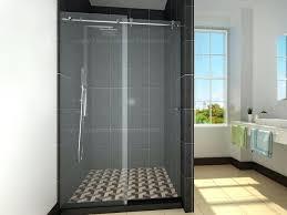sliding glass shower door replacement