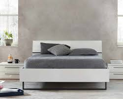 scandinavian design bedroom furniture wooden. Scandinavian Designs - Rest Easy With The Light And Airy Feel Of Tanaan Bed. Crafted From Durable Manufactured Wood, It Features A Bright White Finish Design Bedroom Furniture Wooden