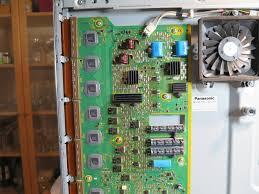 7 Blinking Lights On Panasonic Plasma Tv Alpengeists Tv And Other Stuff Repair Blog Panasonic