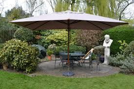 large patio umbrellas uk