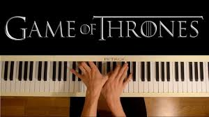 Light Of The Seven Piano Notes Game Of Thrones Light Of The Seven Piano Cover Sheets