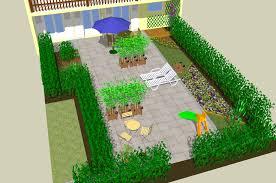 Small Picture SketchUp Garden EN