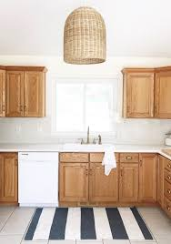 Update Oak Cabinets Without Painting Them Future Kitchen In 2019