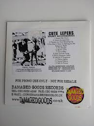 Cute Lepers* - Smart Accessories (promo) (2009, CD) | Discogs