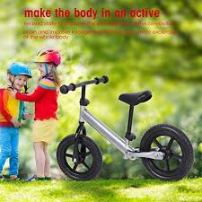 Pink 84x60x44.5cm 4 Colors <b>12inch Wheel Carbon</b> Steel Kids Child ...