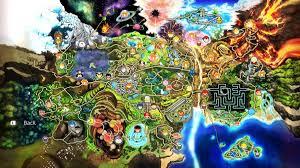 Star Fox Mechanic World Of Light Smash Ultimate Guide Every World Of Light Character