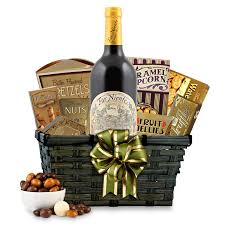 picture of far niente wine gift basket